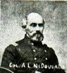 Photo of Col McDougall