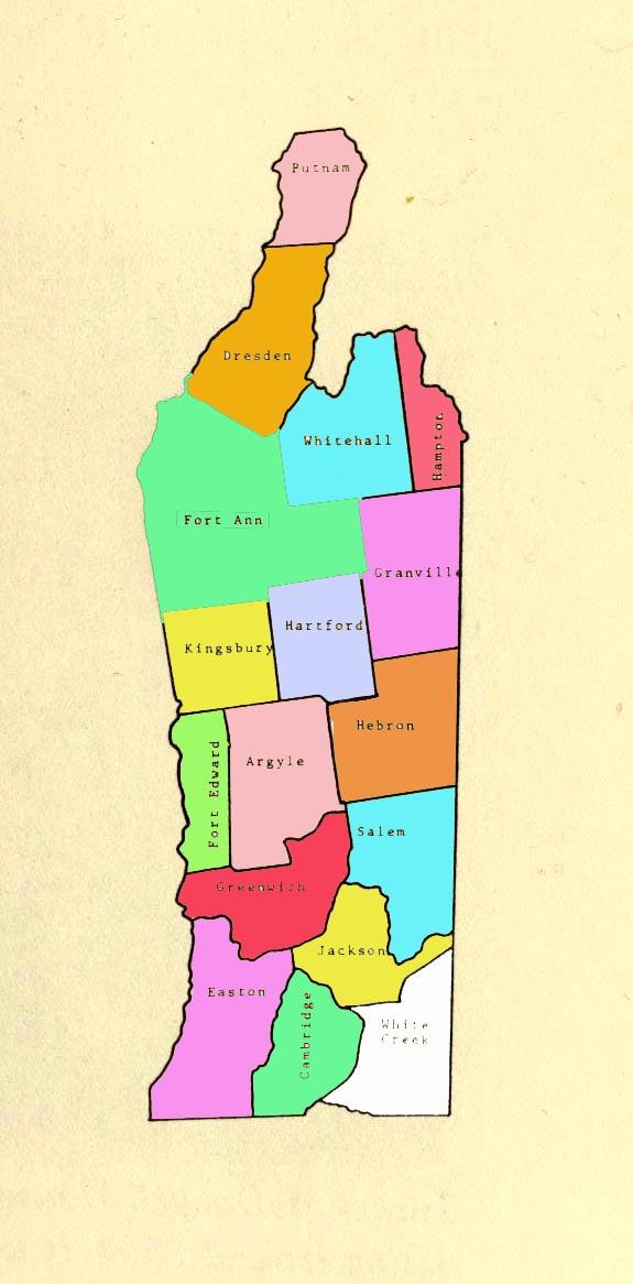 Washington County NY